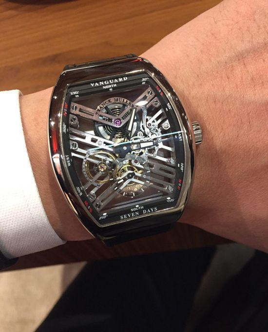 online store 9b16e af689 V45S6SQT | Watches【2019】 | ミュラー、時計、ヴァンガード