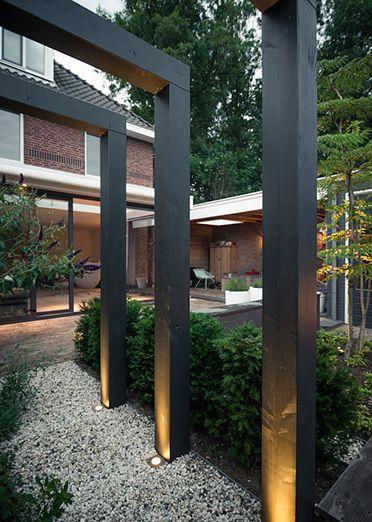 clairage pergola en 2018 pinterest ext rieur jardins et terrasses. Black Bedroom Furniture Sets. Home Design Ideas