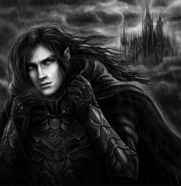 Elf By Martaemilia Deviantart Com Dark Elf Elves Male Elf