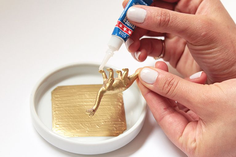 Diy critter ring dishes project girls night craft jewelry easy diy gift idea solutioingenieria Choice Image