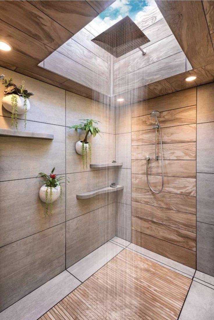 Photo of Idée Voor Douche – Wood Design #futurehouse