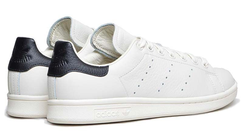 innovative design 26c8f 1d2f3 adidas Originals STAN SMITH [CHALK WHITE / CORE BLACK ...