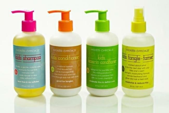 Baby Hair Styling Products Mixedchicks  For Curly Headed Little Girls  Babyrecs  Pinterest