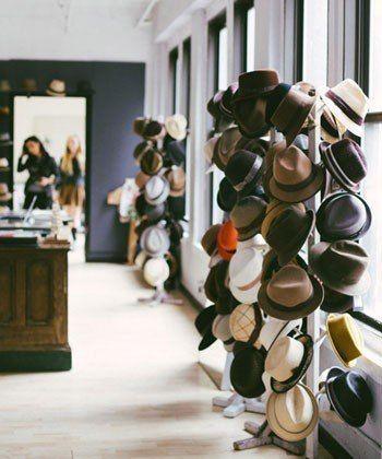 Peek Inside One Of New York City's Last Remaining Hat Factories