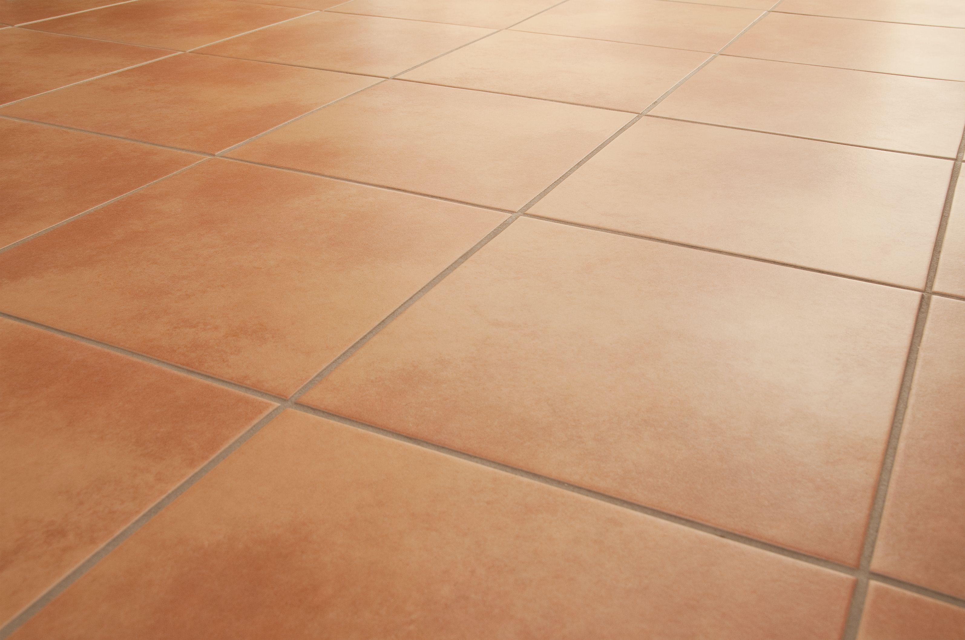 How Long Should Grout Set Before You Mop The Floor Hunker Terra Cotta Tiles Floors Tile Floor Terracotta Tiles