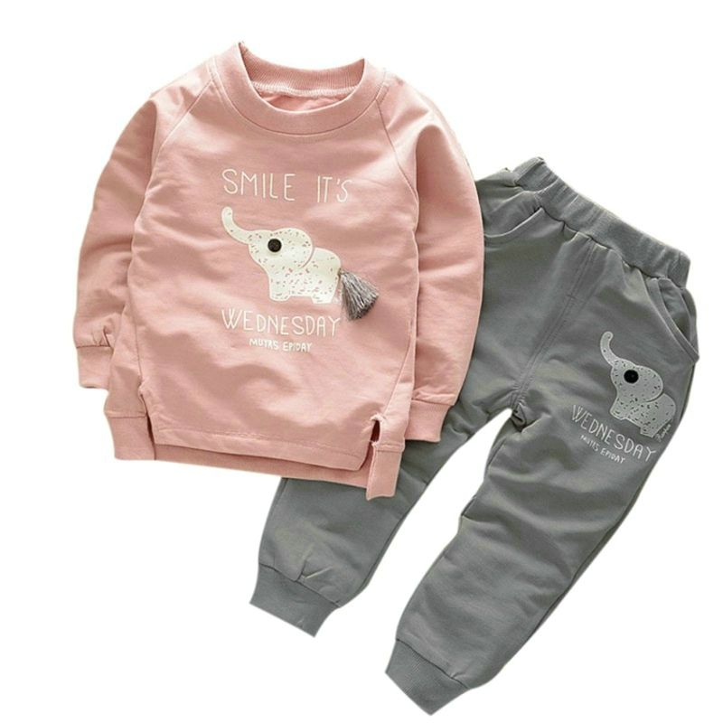 fbdf5ac1d0 Buy T-Shirt+Pants Unisex Outfit for Kids on KeiraFashions.com : Free ...