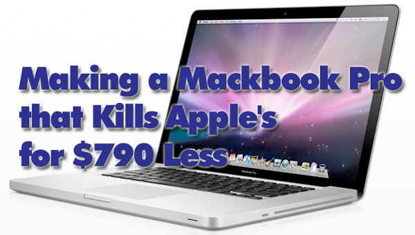 Making a Mackbook Pro that Kills Apple\u0027s for $790 Less VitaminCM - free spreadsheet software for macbook pro