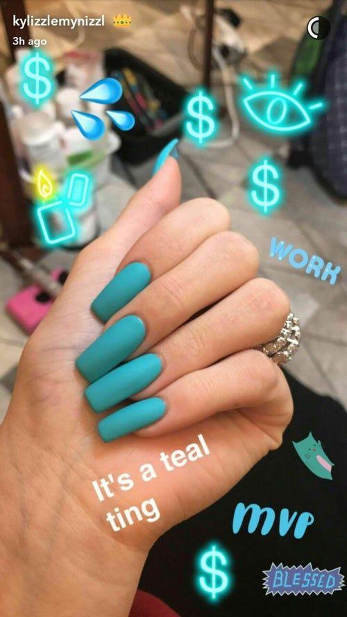 Image result for khloe kardashian nails | Nails | Pinterest ...