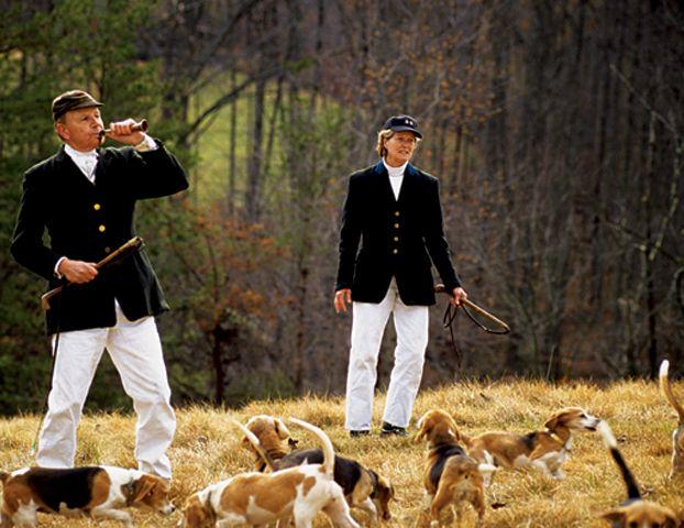 Photo Credit Eduardo Galliani The Sporting Life Fox Hunting