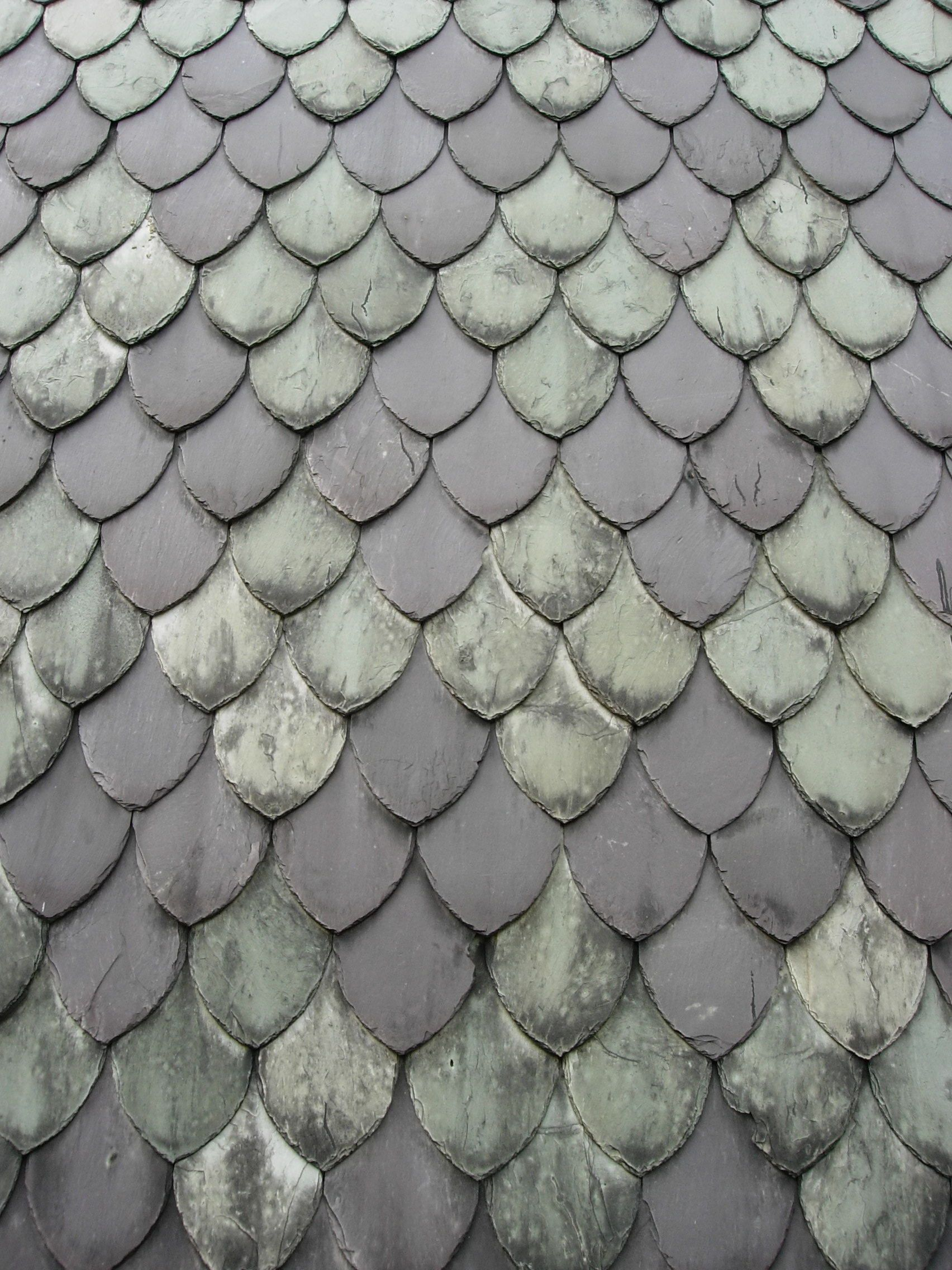 North Wales Slate Shingles Fibreglass Roof Roof Shingles Roofing
