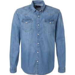 Reduced shirts with a Kent collar for men