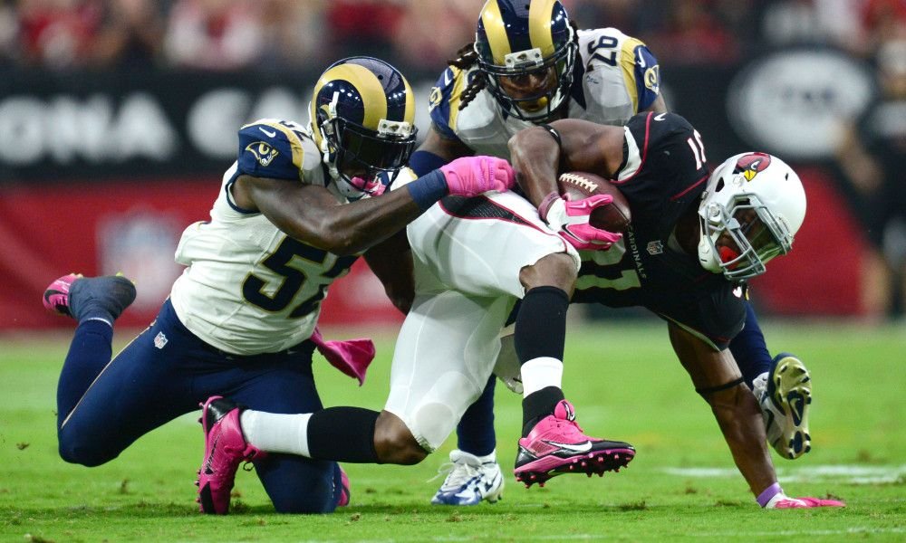 Rams 53man roster prediction Linebackers Ankle surgery