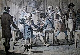 Café des Incroyables (1797).