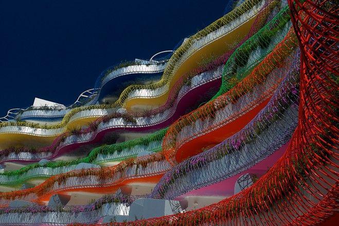Nouvel's Ibiza Apartment Building