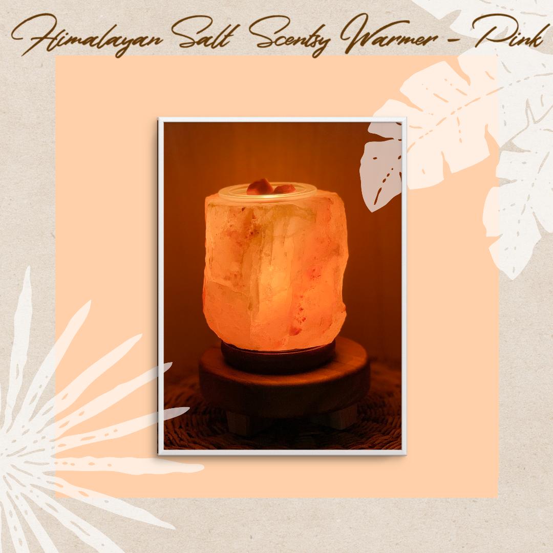 himalayan salt lamp melting