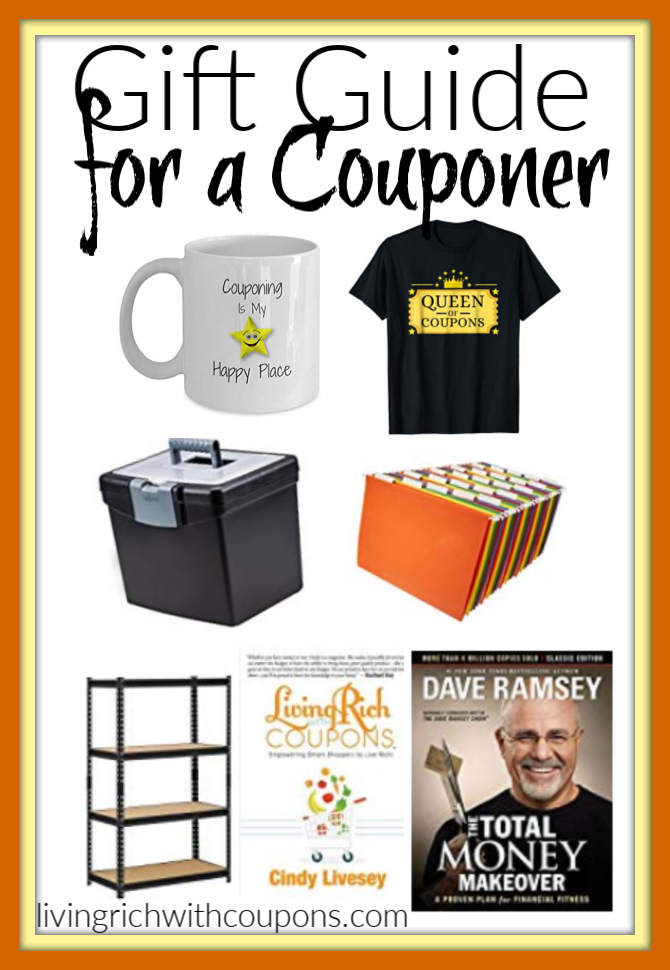 Best Gifts To For A Couponer Giftideas Couponers