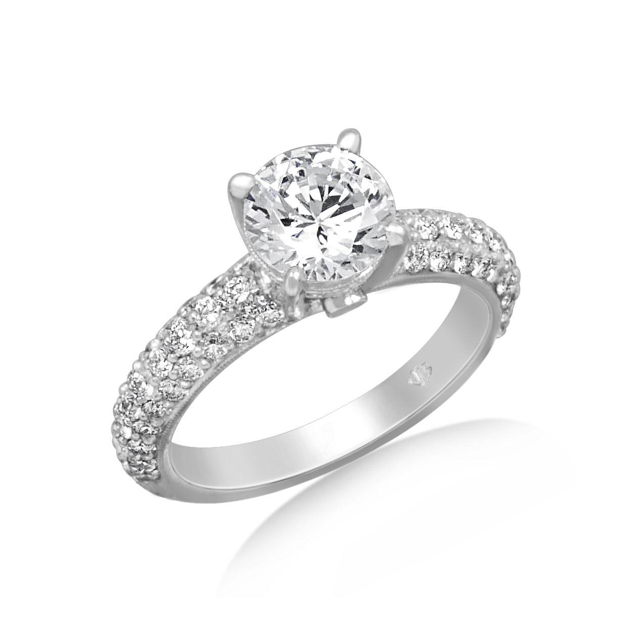 Chicago Bridal Marshall Pierce Company Jack Kelege Tapered