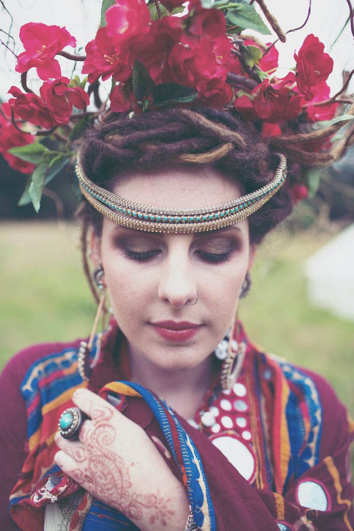 Hippy Luxe at The Photography Farm