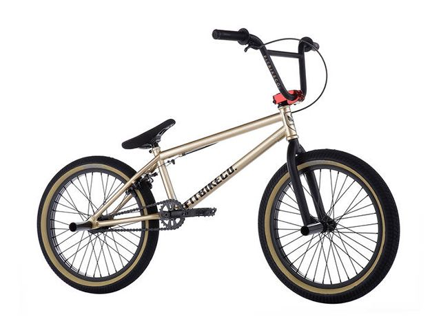 Fit Bike Co Aitken 1 2013 Bmx Bike Gold Bmx Bikes Bmx Bmx