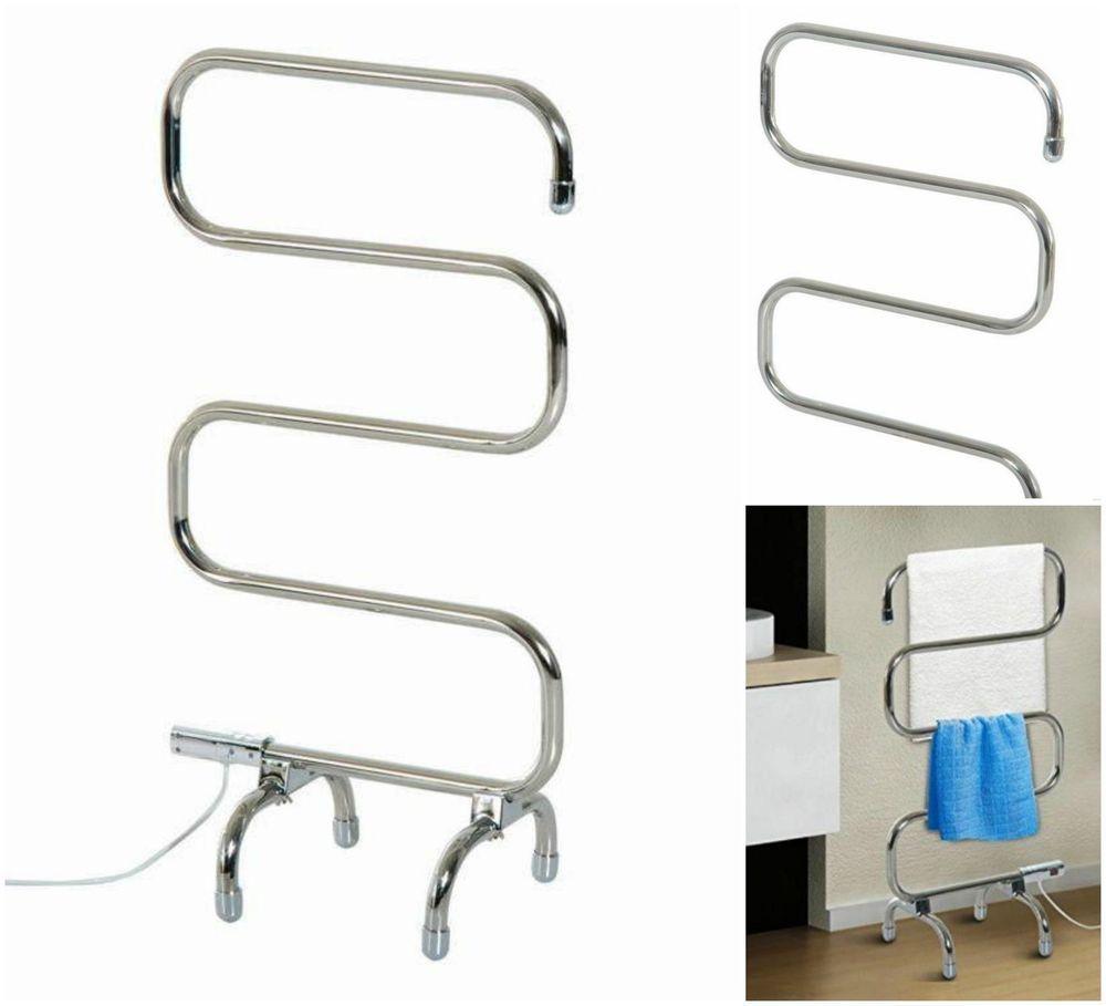 bathroom towel rack stainless steel drying warmer standing heated rh pinterest com