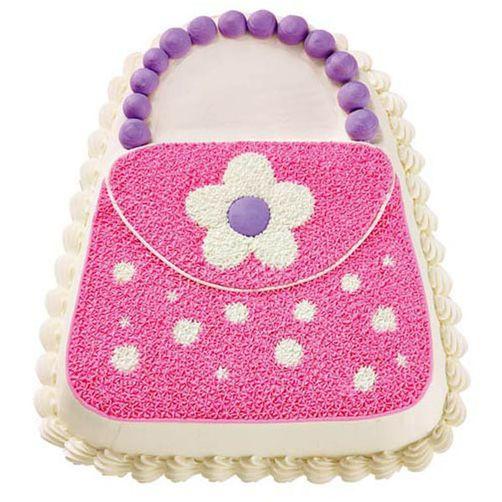 Pink Purse Cake In 2018 Cake Decorating Pinterest Cake