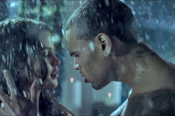 "Chris Brown Strips Down for ""Sweet Love"" [VIDEO]"