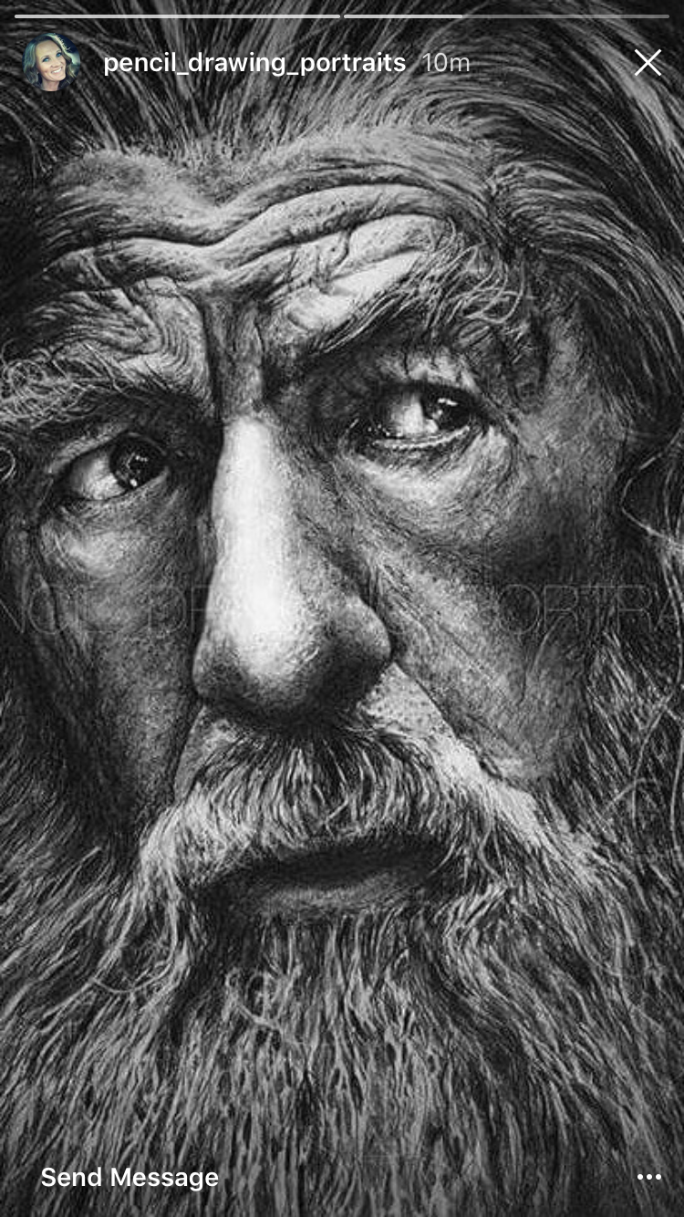 Pencil drawing in 2019 old man portrait pencil drawings