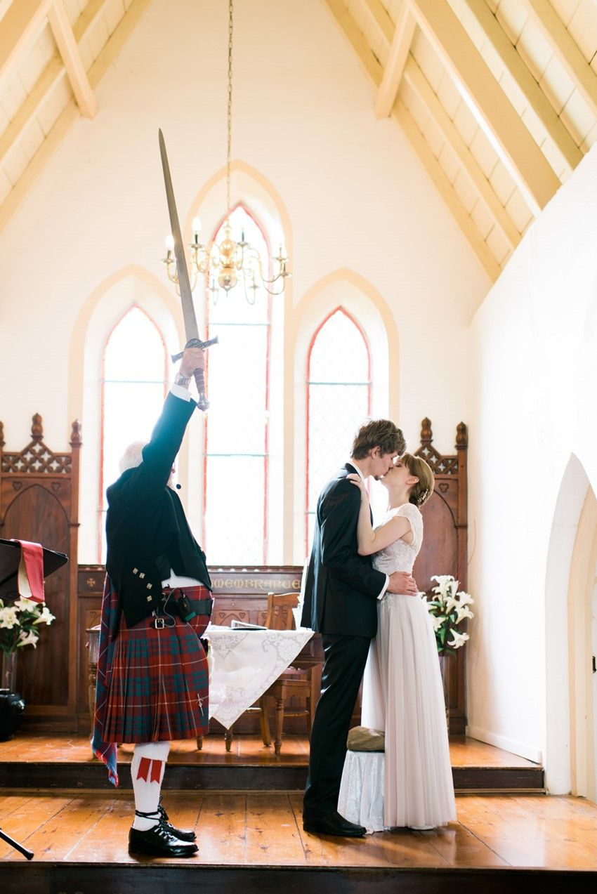 A Traditional Scottish Wedding Ceremony!