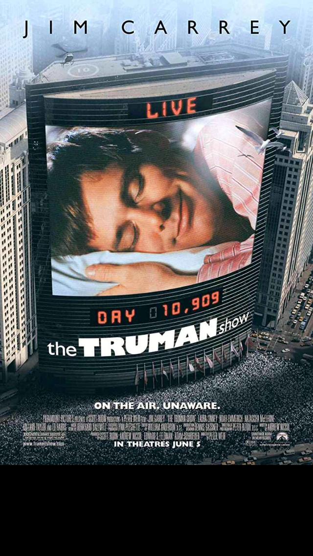 The Truman Show Streaming Vostfr : truman, streaming, vostfr, Davis, Phillips, Adlı, Kullanıcının, Izlenenler, Panosundaki, Posteri,, Fantastik, Filmler,, Afişleri