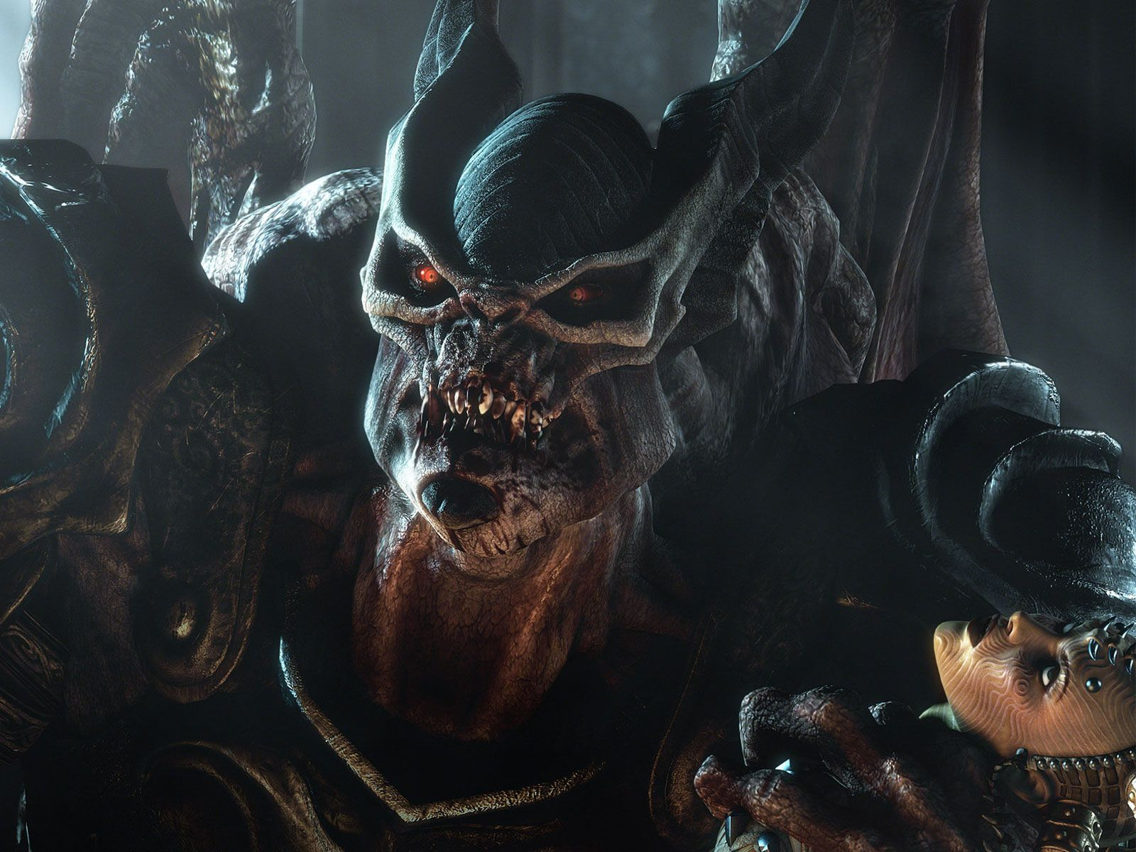 Fantasy Wallpapers 3D Games And Tagged Demon Wallpaper