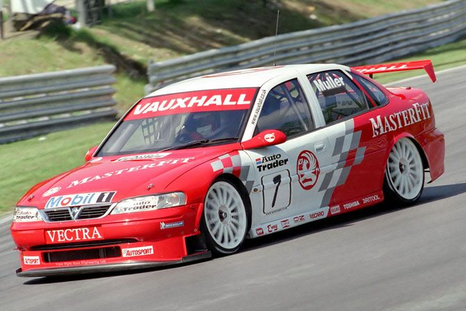 Opel Vauxhall Motorsport Btcc Vauxhall Touring