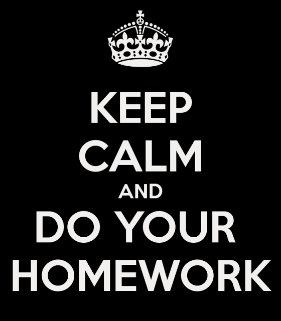 how to do all your homework