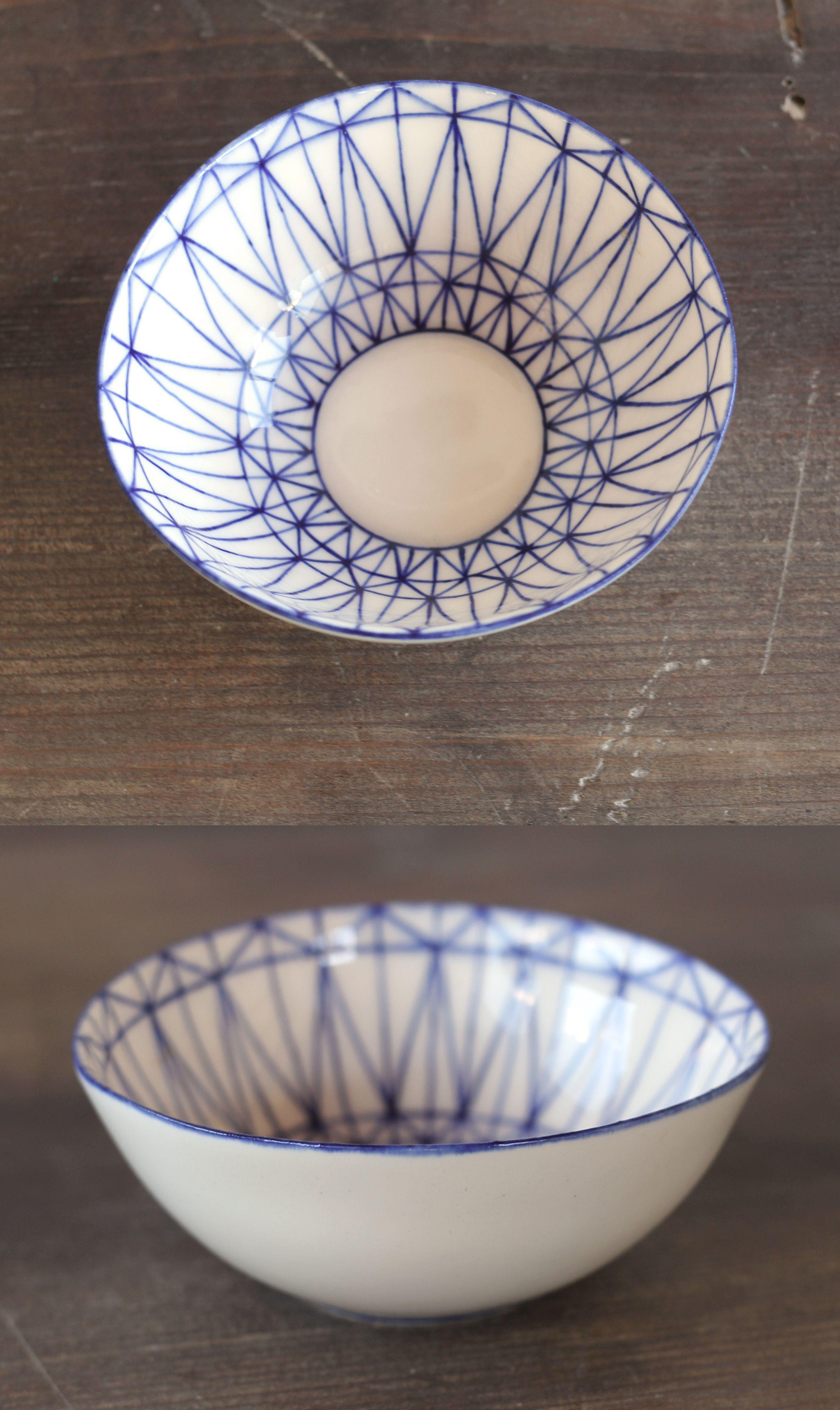 Unique hand-made pottery bowls, by Mădălina Teler