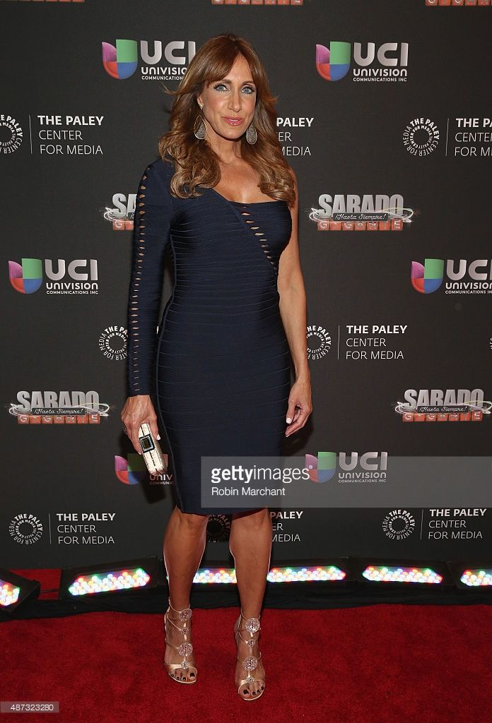 Tv Personality Lili Estefan Attends As Macy S Honors Latin Superstar Paley Center Lily Fashion