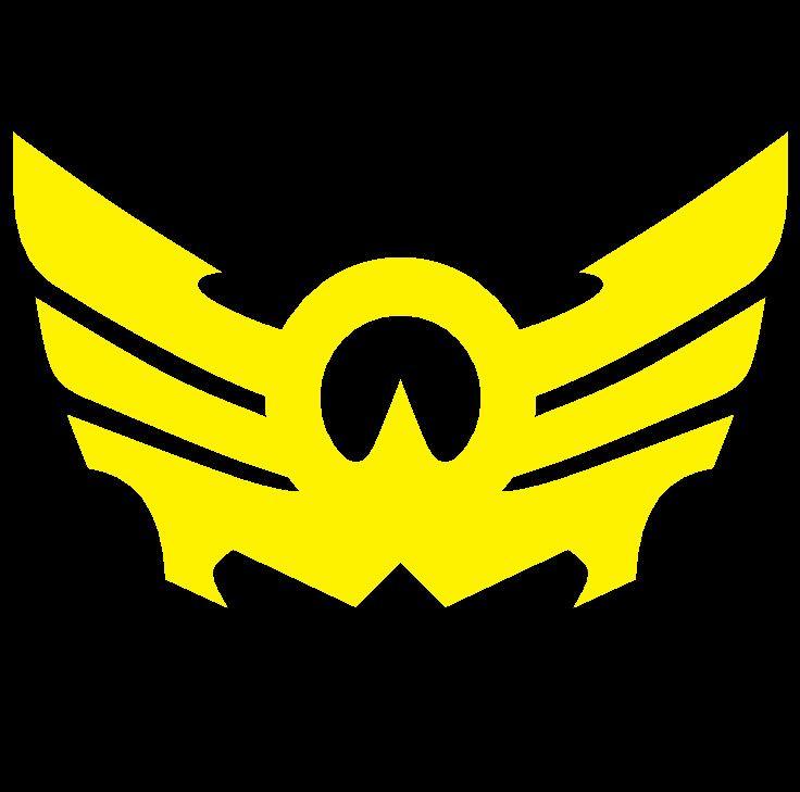 Mega Forcegoseiger Skyskick Symbol Power Rangers