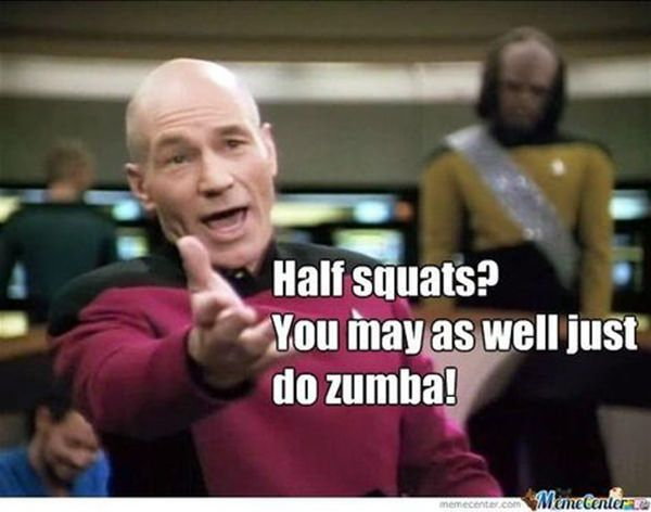 #fitness #squats #humor #zumba #half #well #just #127 #you #may #as #doFitness Humor Fitness Humor H...
