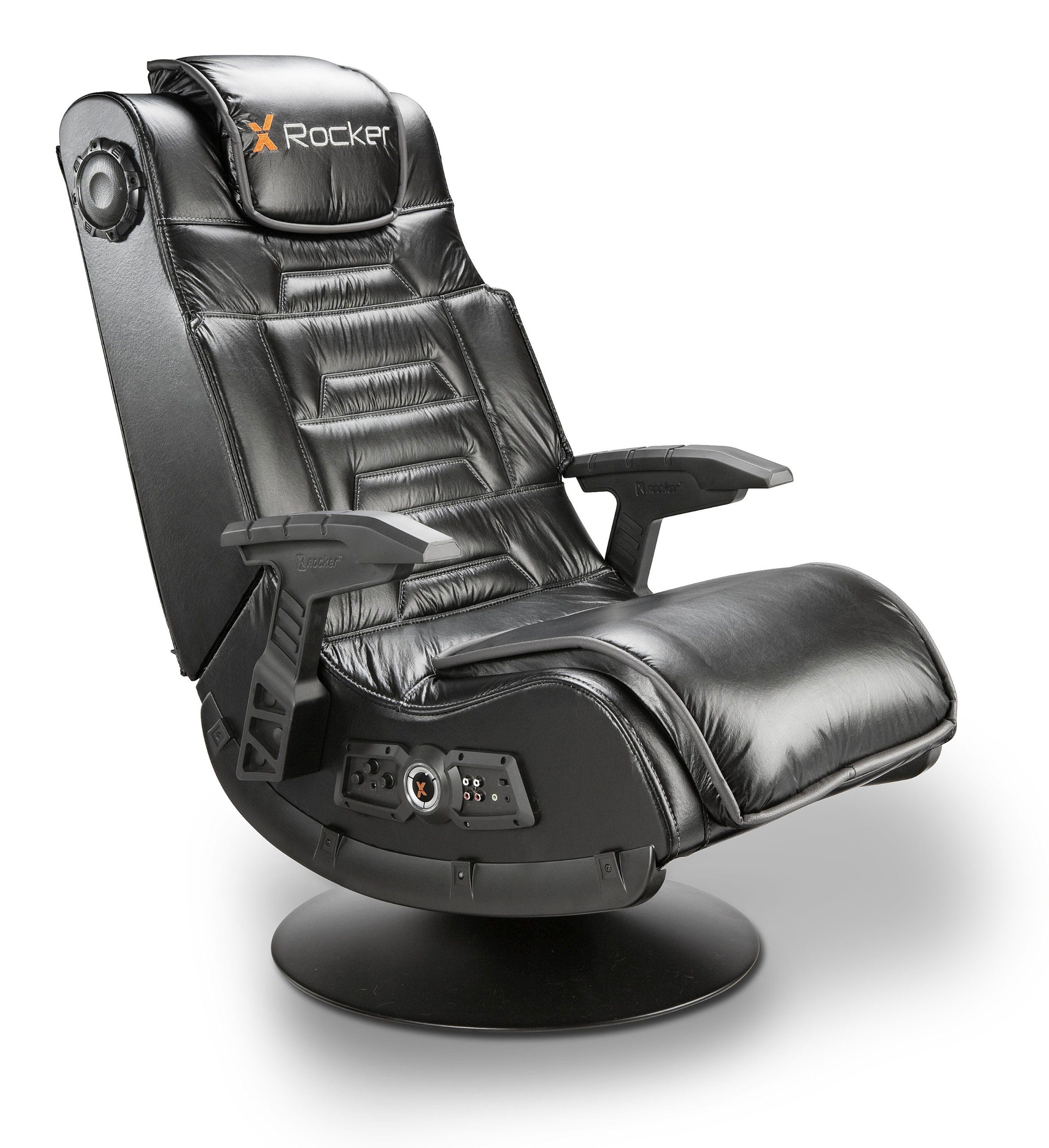 Incredible X Rocker 51396 Pro Series Pedestal 2 1 Video Gaming Chair Creativecarmelina Interior Chair Design Creativecarmelinacom