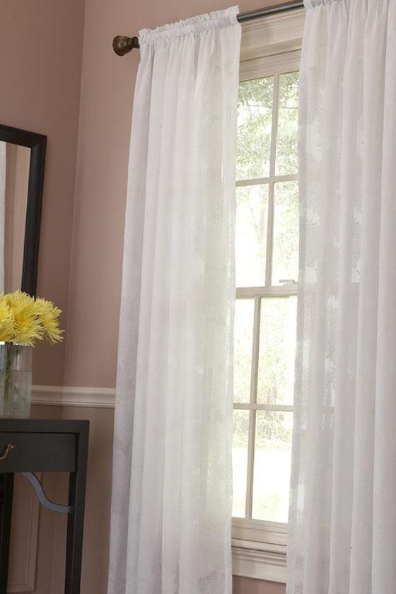 Martha Living Chrysanthemum Drapery Panel 54 X84 19 From Homedecorators