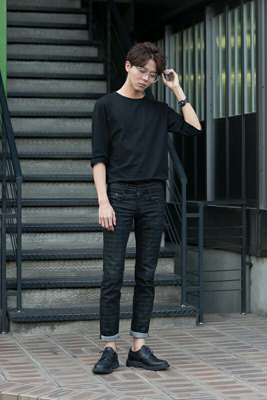 Joo Woo Jae Beautiful Men Style Pinterest Man Style