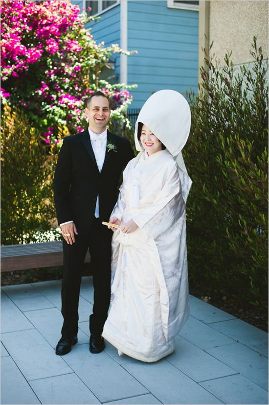 Modern Wedding With Japanese Traditions Wedding Modern Interfaith Wedding Wedding Photography Poses