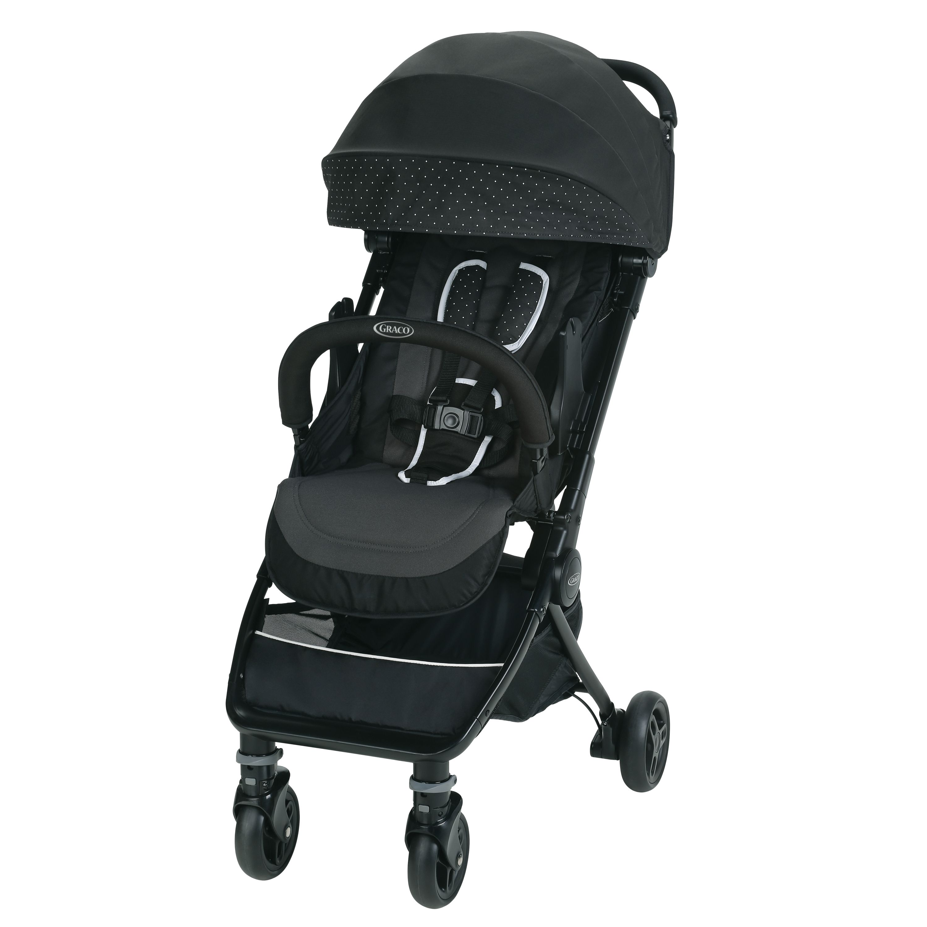 Graco Jetsetter Compact Fold Stroller, Balancing Act ...