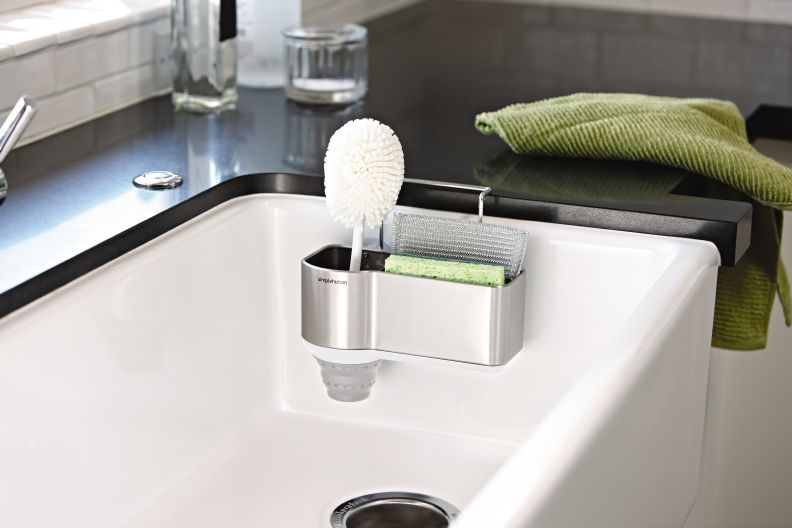 Sink Caddy Modern Kitchen Accessories Sinks Living Decor