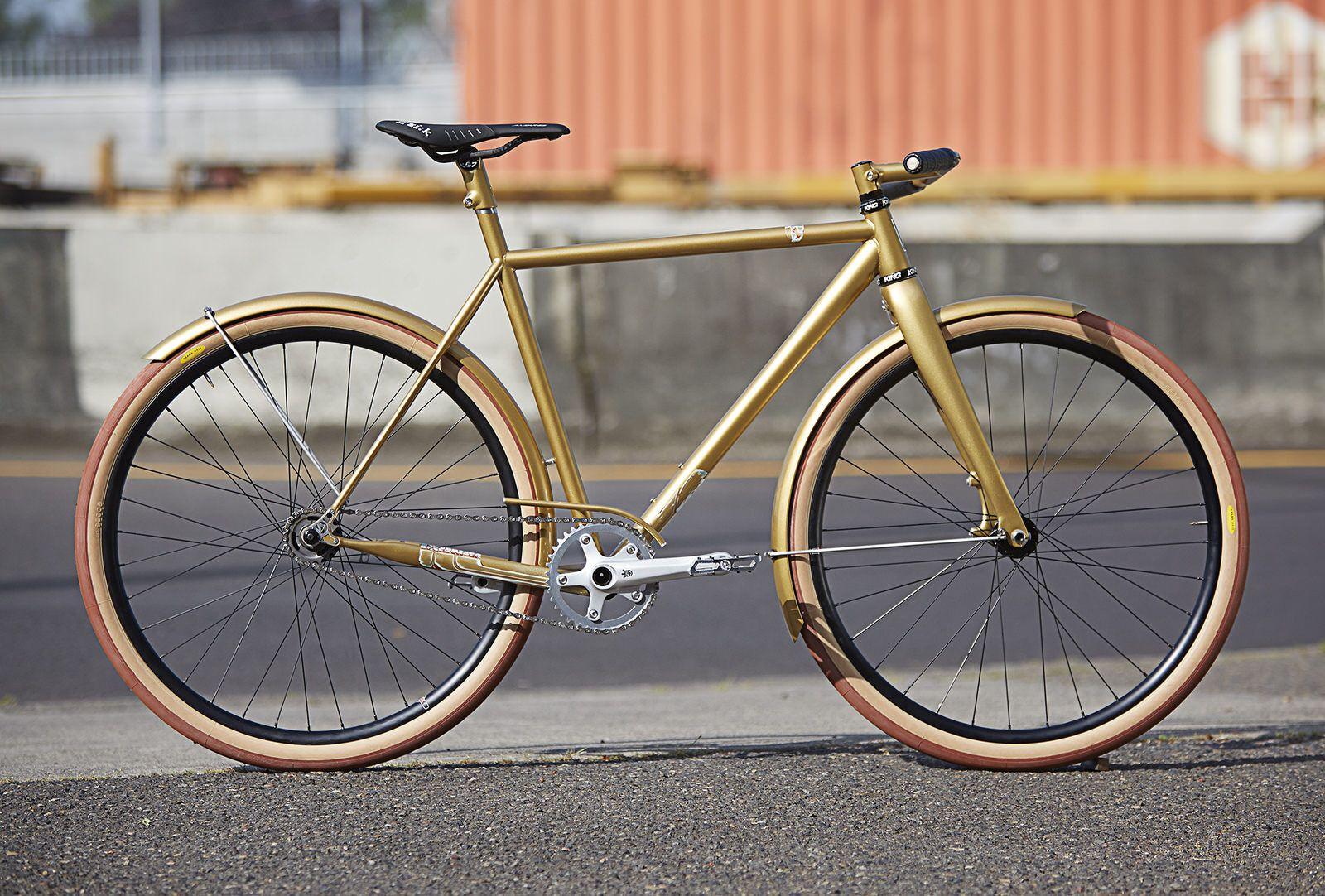 sv2015 ur gold pro bike style with black wheels and saddle see more stylish women