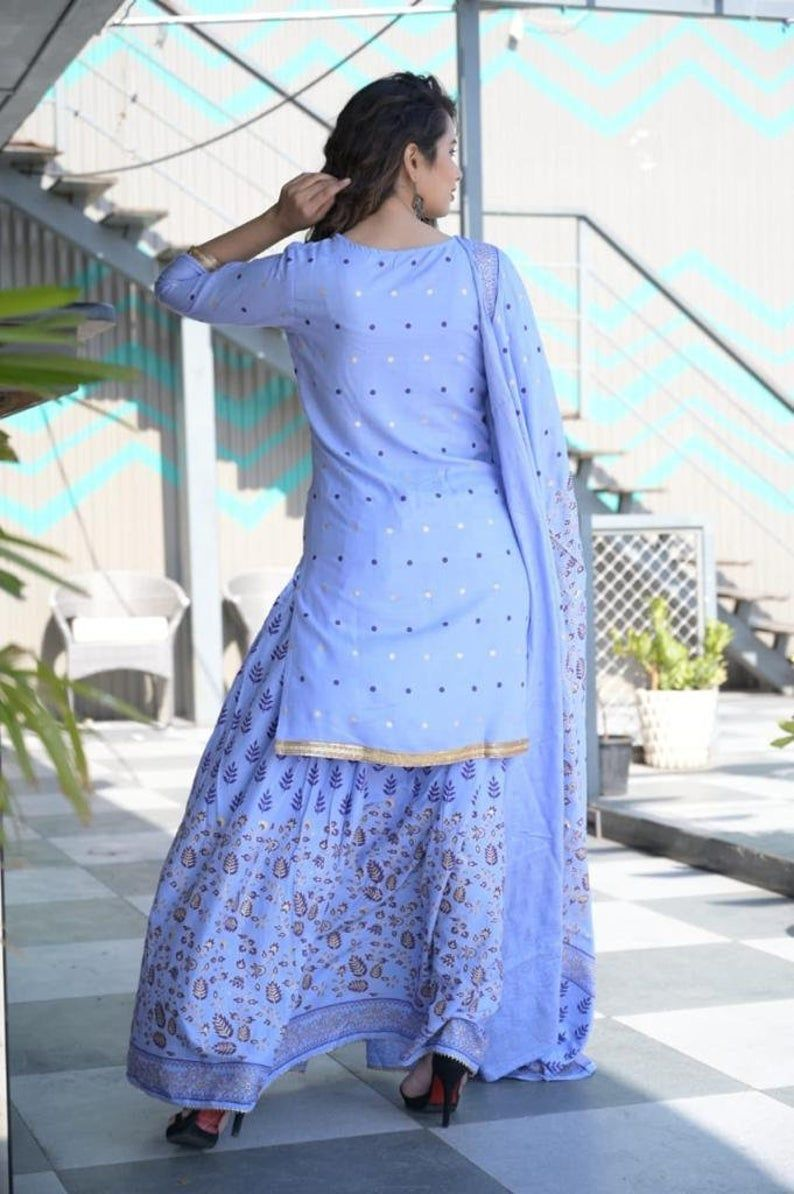 Indian Dress Kurti India Kurti Kurta Women's Clothing   Etsy
