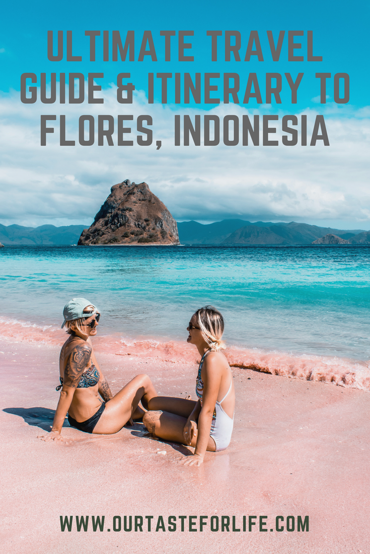 EVERYTHING YOU NEED TO KNOW TO TRAVEL FLORES, INDONESIA - INC ITINERARY, COSTING, WHERE TO EAT/STAY, WHAT TO DO AND HOW TO DO IT