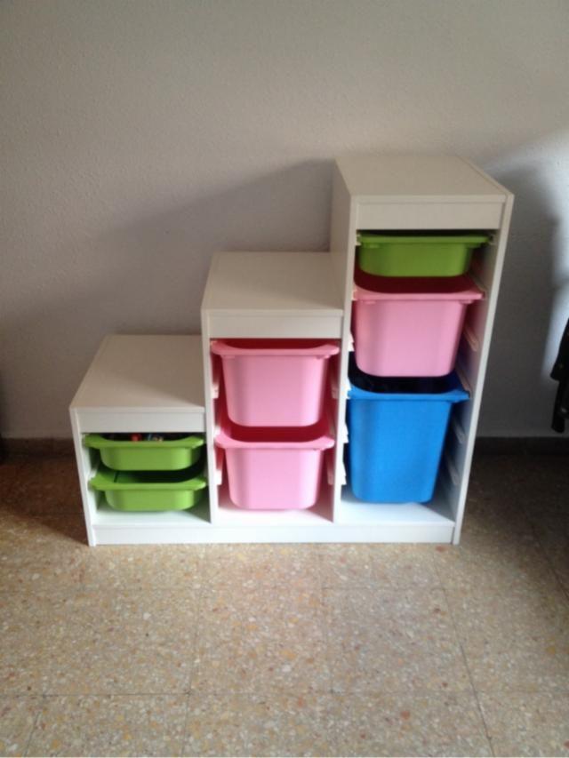 Mueble Juguetero Ikea | Pinterest | Ikea, Organizador de juguetes y ...