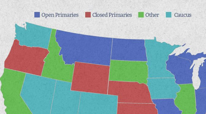 Does your state have open or closed primaries? Find out ...
