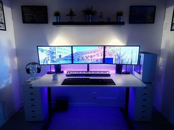 Cable Management Easily Clean Up Your Desk Space