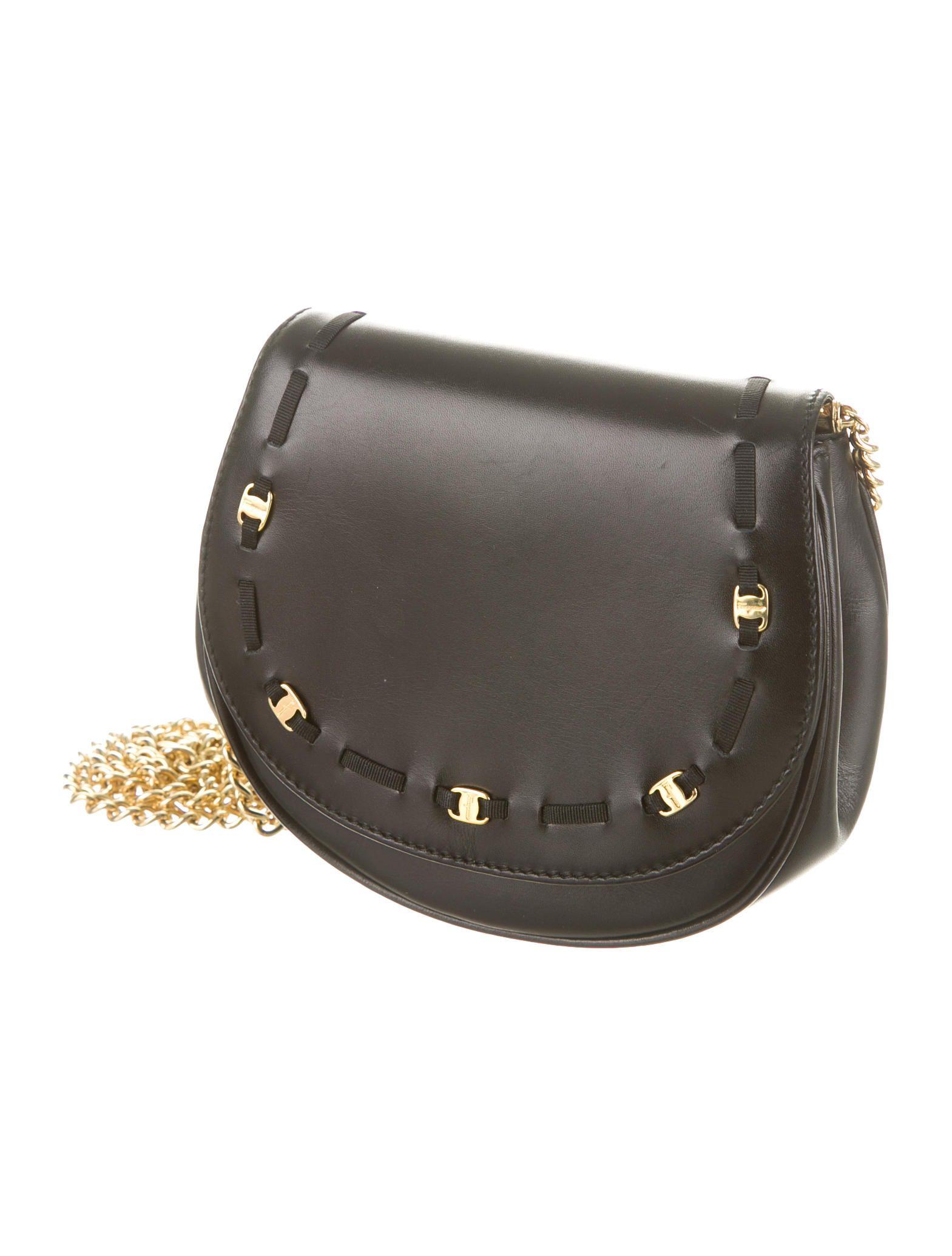 058c4a72cb7e Salvatore Ferragamo Crossbody Bag - Handbags - SAL23332