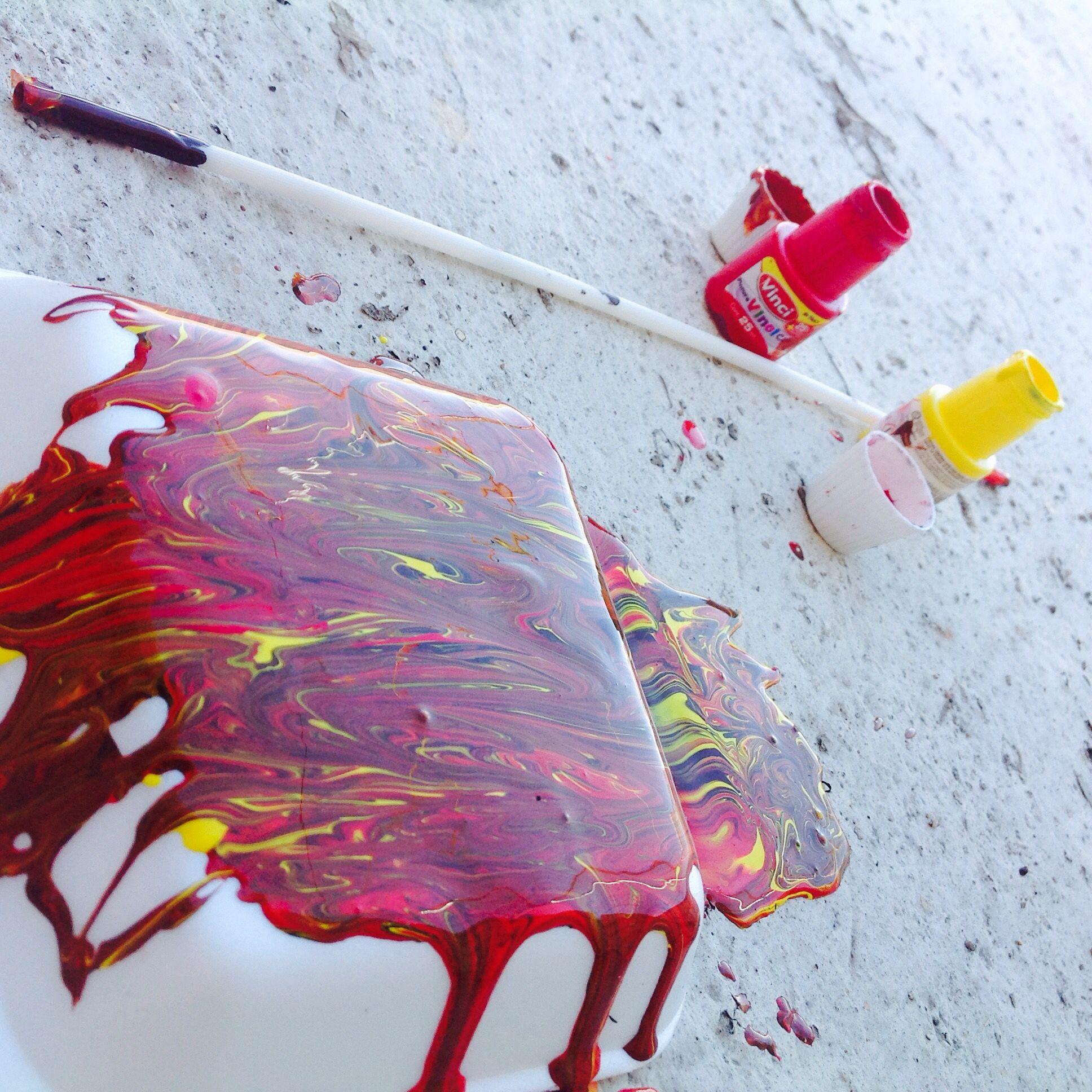 fotografia:Tono calido dominante: la pintura subdominante: las ...
